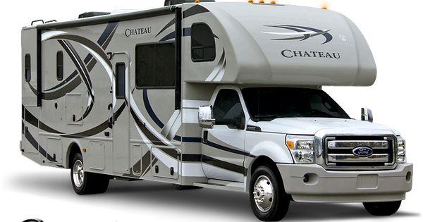 2015 Thor Motor Coach New Chateau Super C Motorhome My