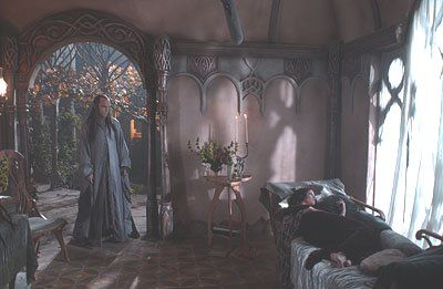 Arwen S Rivendell Room Middle Earth Lord Of The Rings Tolkien