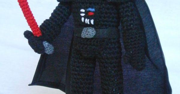 AmigurumiAmo: Darth Vader amigurumi pattern Hermosos ...