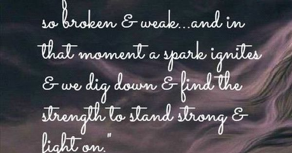 Stand strong ! You can do it! strength motivation