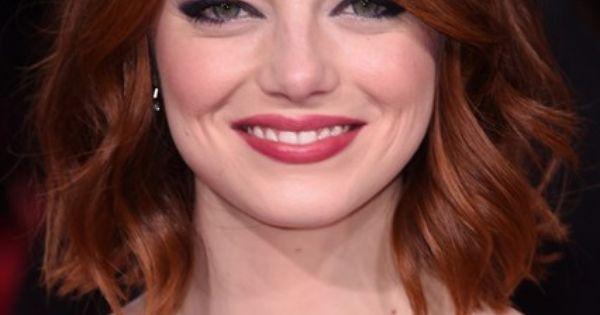 Best Red-Carpet Beauty... Emma Stone
