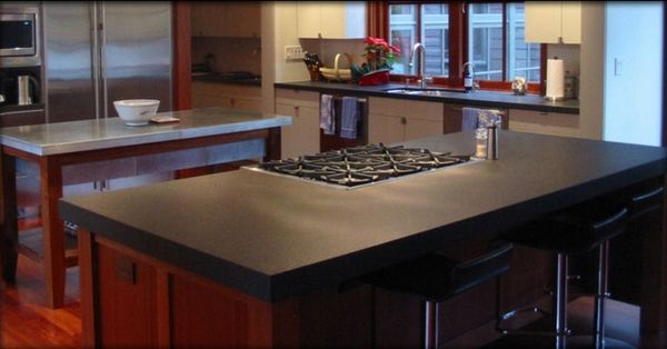Poured Concrete Countertops Amazing Durability And Design