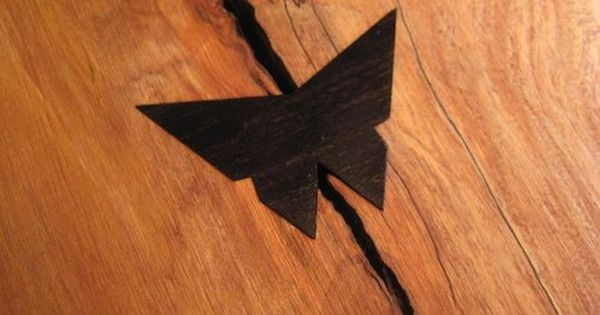 Amazing It Is The Socalled Defects In The Wood  The Splits, Burls And Knots  That Inspired Nakashima To Develop His Signature Butterfly Joints My Father Had A Reputation For Buying Weird Pieces Of Wood, Said Mira NakashimaYarnall, 57 A Burl