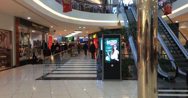 centro commerciale btc ljubljana
