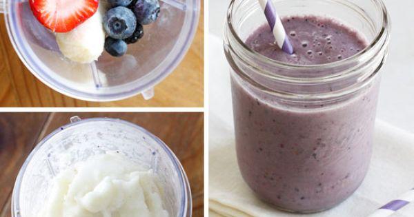 Frozen yogurt, Frozen banana and Vanilla on Pinterest