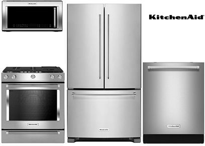 Best Stainless Steel Kitchen Appliance Packages (Reviews ...