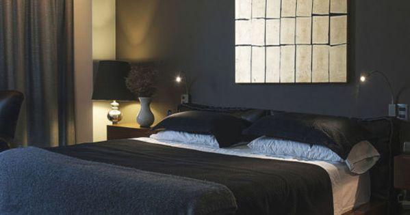 decorazioni pareti interior design : ... Interior Design 4 Pareti con foto di famiglia, Design e Letti