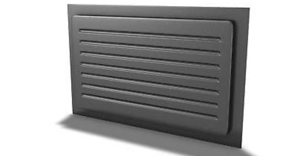 Details About Crawl Space Large Outward Mounted Vent Cover 13 X21 Quot