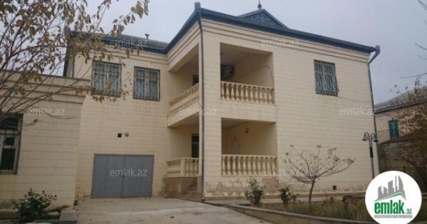 Satilir 6 Otaqli 280 M2 Ev Villa Bakixanov Bakixanv Qes Leyla Memmedli Kuc 47 Unvaninda House Styles House Mansions