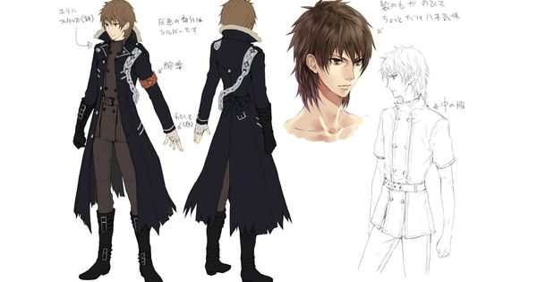 Anime Character Design Tips : Male anime character design google search drawing