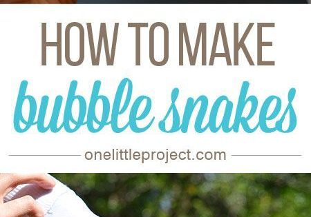 How to make bubble snakes bubble snake water bottles for How to make a bubble blower from a water bottle