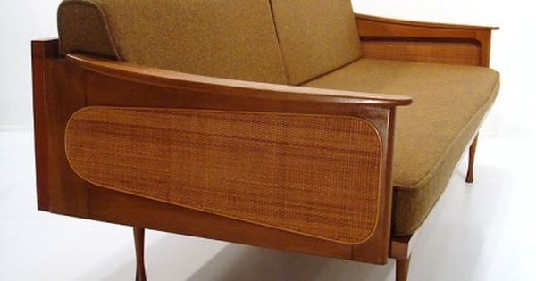 great mid century danish modern sofa 50er jahre m bel sch ne m bel und m bel. Black Bedroom Furniture Sets. Home Design Ideas