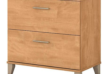 Bush Business Furniture Somerset 29 9 16 W Lateral 2 Drawer File