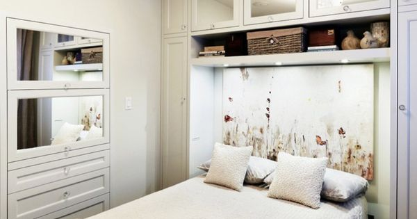 Small spaces storage ideas creative storage ideas for for Creative bed ideas for small spaces