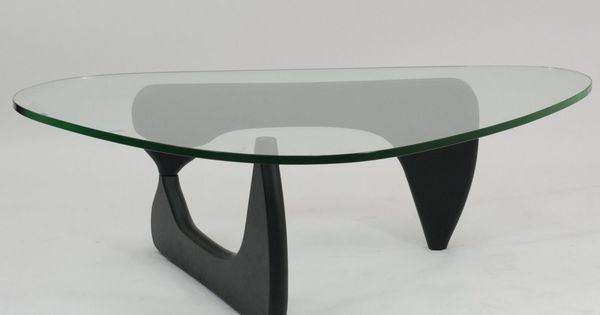 Table living room pinterest glass top coffee table triangles