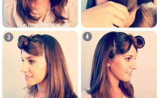 Vintage poney tail http://janelistyle.com hairstyle hairstyleideas vintageponytail ponytail hairdo hairdoideas ponytailideas