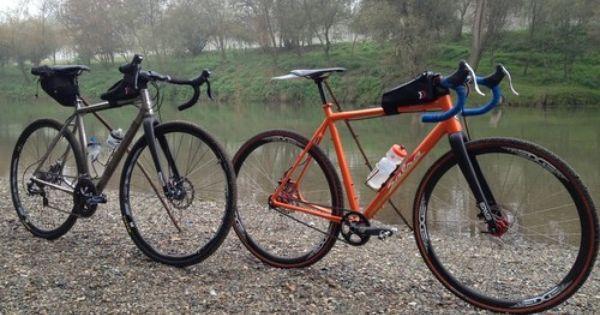 Salsa Warbirds Bicycle Touring Bike Adventure Bike