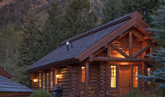 Moosehead cabin vacation rentals jackson hole wyoming for Jackson hole wyoming honeymoon cabins