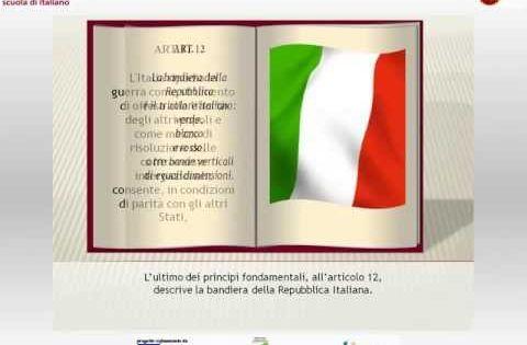 4 La Costituzione I Principi Fondamentali Scuola Di Italiano