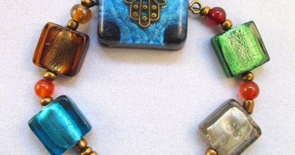 orgonite bracelet lapis lazuli emf protection and
