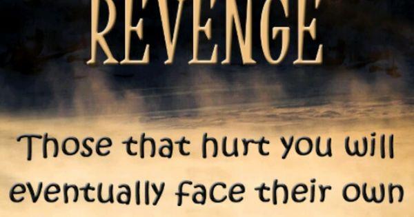 Revenge essays