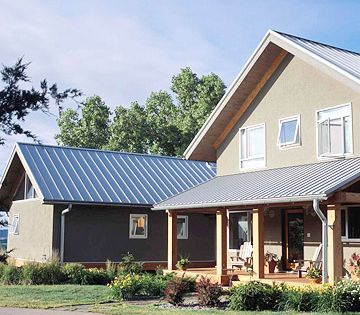 Stucco Siding A Visual Guide To Siding Options In 2020 Stucco Siding House Exterior Stucco Homes