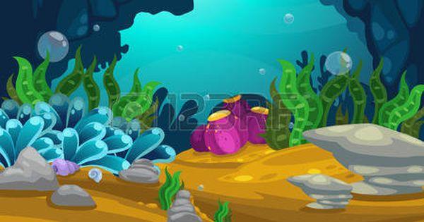 Under The Sea Clipart & Paper | Under the sea clipart, Sea clipart, Clip art