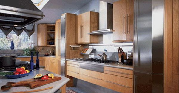 Best collections of quaker maid kitchen cabinets kitchen for Quaker kitchen design