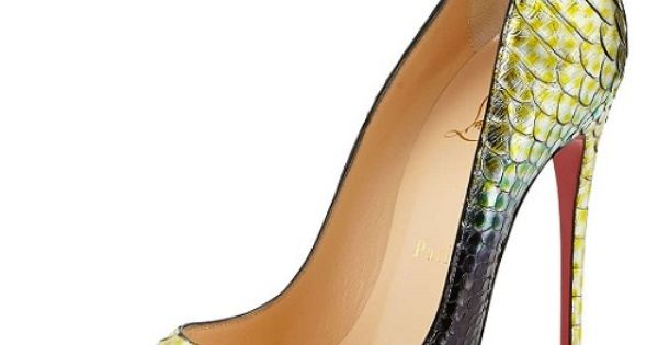 Go Out In Christian Louboutin at a Discount Save More Money