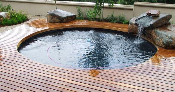 Zen pool pools fountains grottos and waterfalls for Zen pool design