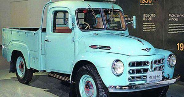 1953 Toyota Model SG