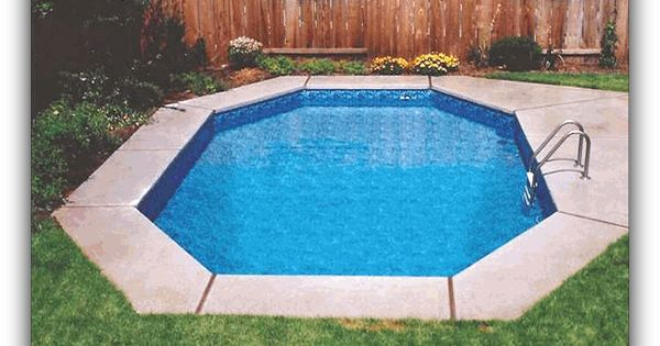 Do It Yourself Pools Inground Pools Kits For The Home