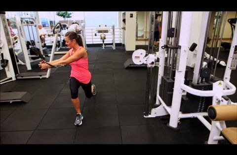 How To Use A Cable Pulley Machine Gym Basics Fit How To