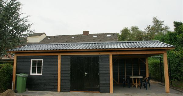 Richard verberk foto 39 stuinhuizen tuinhuis schuur pinterest tuinhuis schuren en tuin for Overdekt terras model