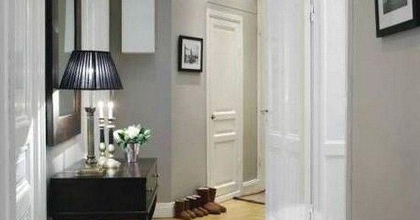 D coration couloir entr e etroit comment d corer un for Decorer une entree couloir