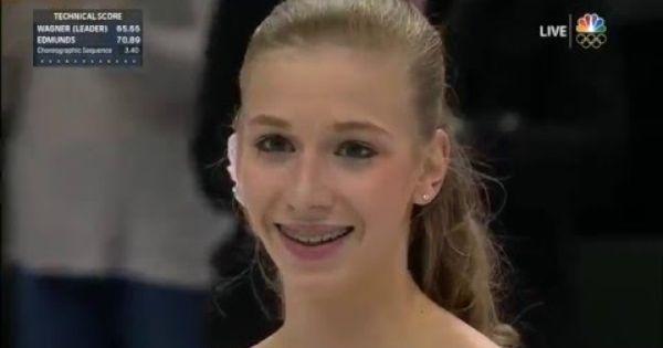 Russian Nationals Ladies Fs Polina 52