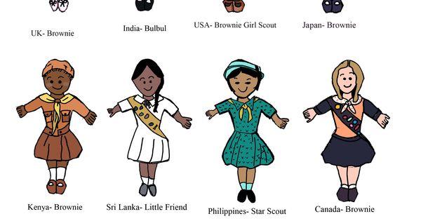 girl scout uniforms around the world xxx porn library