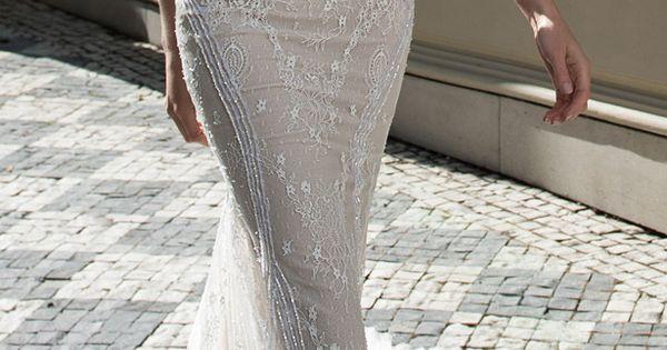 Wedding Dresses by Berta Bridal Fall 2015 - Belle The Magazine