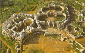 Image result for Mnajdra Temples, Malta: