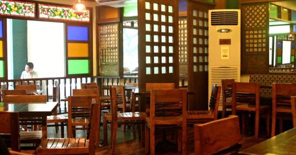 Filipino Restaurant Interiors Filipino Interior Design Restaurant Interior Restaurant Interior Design