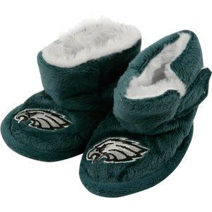 Philadelphia eagles baby, Baby slippers