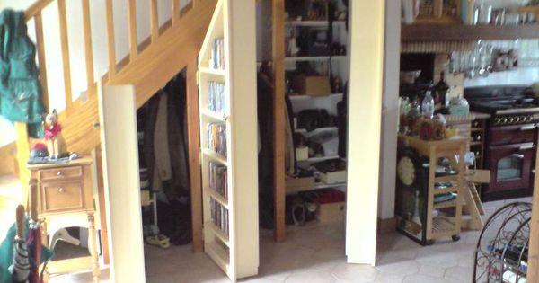 id e de rangement sous l 39 escalier recherche google. Black Bedroom Furniture Sets. Home Design Ideas