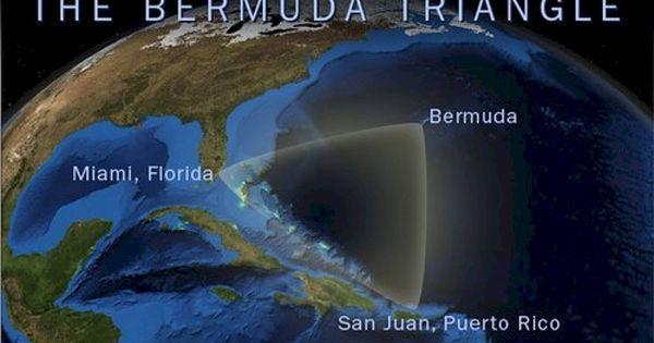 تقرير عن مثلث برمودا Bermuda Triangle Bermuda Lost City Of Atlantis