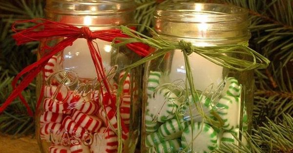 ... DIY avec bocaux en verre personnalisés  Dekoration, Deco and Bonbon