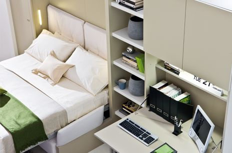 Nuovoliola 10 Desks For Small Spaces Space Saving Furniture