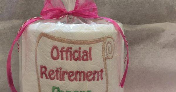 Retirement, Unique Retirement Gift, Office party Decor ...