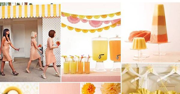 Perfect Palate Wedding color schemes!