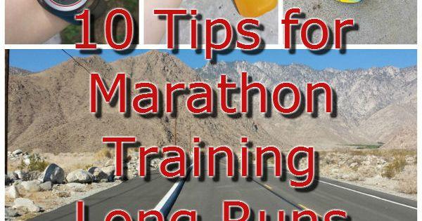 10 Tips to Survive Your Long Run. Marathon and half marathon training