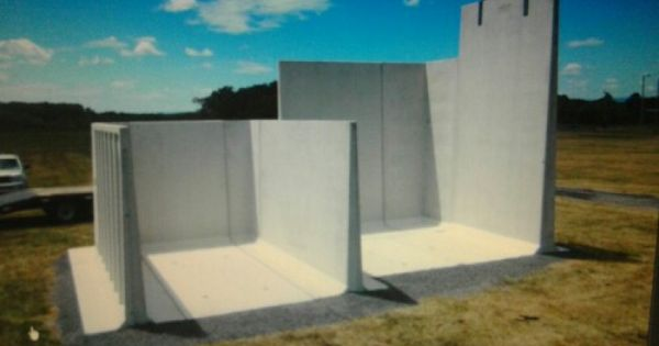 Box Culvert For Housing Building A Tiny House Container House Tiny House Design