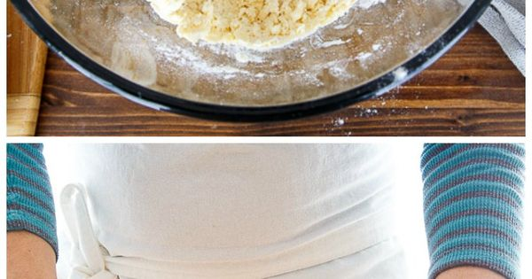 Homemade puff pastry is way easier than you think! Got 15 minutes?